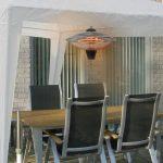 1500W Radiateur Chauffage Tente Lampe de chauffage parasol chauffant infrarouge carbone déporté Lampe de la marque Euromac image 1 produit