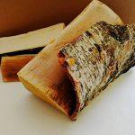 54litre Boîte de séché au four en bouleau -25cm de longueur, meilleurs journaux de bois de chauffage, facile pour l'éclairage et Gravez–Idéal pour fours à pizza, feux de camp, & Stoves de la marque Log-Delivery image 2 produit