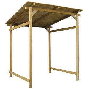 abri pour ranger le bois de chauffage TOP 10 image 0 produit