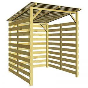 abri pour ranger le bois de chauffage TOP 12 image 0 produit