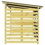 abri pour ranger le bois de chauffage TOP 12 image 3 produit
