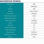 Appareil de chauffage automatique TISIRA IONO 10 litres au butane de la marque MARKES image 4 produit