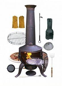 barbecue chauffage extérieur TOP 4 image 0 produit