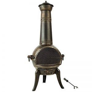 barbecue cheminée extérieure TOP 10 image 0 produit
