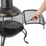 barbecue cheminée extérieure TOP 11 image 1 produit
