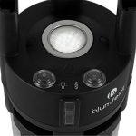 Blum lauffeld Primal Heat 65Table de bistrot–Infrarouge Carbone Chauffage 1200W LED 65cm Verre de la marque Blumfeldt image 3 produit