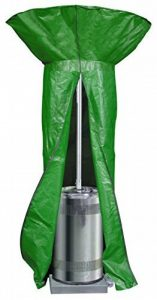 Bosmere Products Ltd P545Protection d'écran Plus Chauffage de terrasse ronde Housse réversible–Vert/Noir de la marque Bosmere image 0 produit