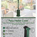 Bosmere Products Ltd P545Protection d'écran Plus Chauffage de terrasse ronde Housse réversible–Vert/Noir de la marque Bosmere image 1 produit