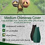 Bosmere Products Ltd Protection d'écran Plus Cheminée Housse réversible–Vert/Noir Taille M de la marque Bosmere image 1 produit