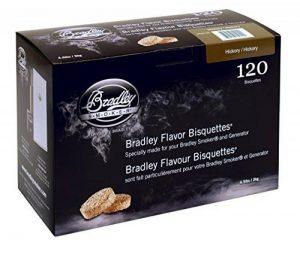Bradley Smoker Boîte de 120 bisquettes Hickory de la marque Bradley Smoker image 0 produit
