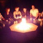 brightstar, brûleur à gaz Fire Pit, octogonale, 18kW, gaz GPL de la marque Firepits UK Ltd image 1 produit