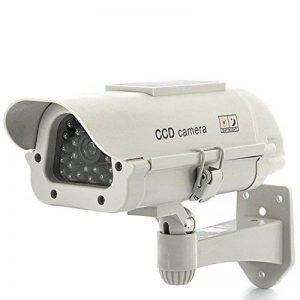 Camera CCTV Factice d'extérieur - Solaire de la marque Fishtec ® image 0 produit