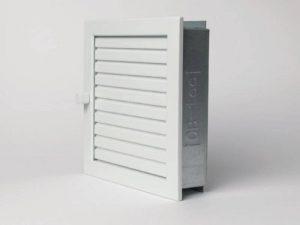 CB Tec wg2015W Grille Air Chaud Standard à montage en saillie, blanc, 20x 15, 2pièces de la marque CB-Tec image 0 produit