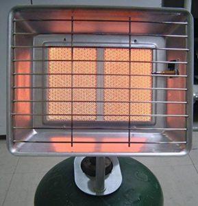 Chauffage d'extérieur au gaz Brasero de la marque Eno image 0 produit