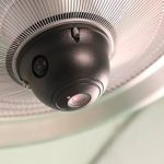 Chauffage de jardin, chauffage suspendu de terrasse, Suspension chauffante extérieure Infrarouge halogène 2500W de la marque interougehome image 3 produit