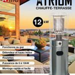 chauffage de terrasse gaz TOP 12 image 1 produit