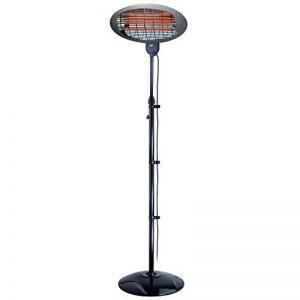 chauffage électrique pour parasol TOP 1 image 0 produit