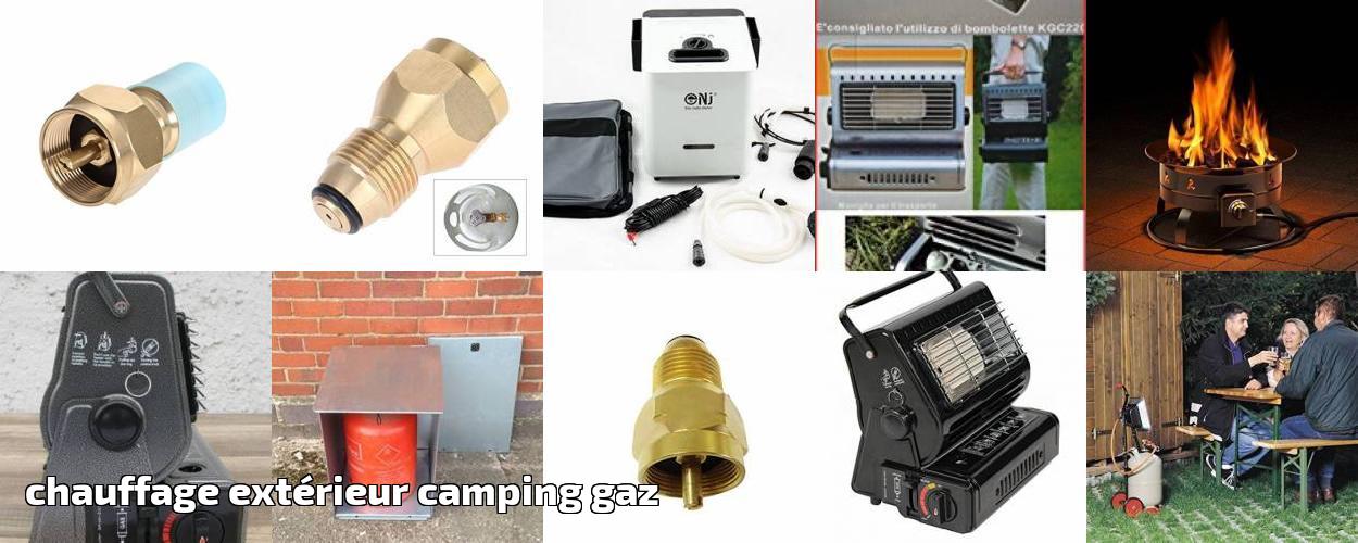 Chauffage De Terrasse Camping Gaz Cartier Love Online