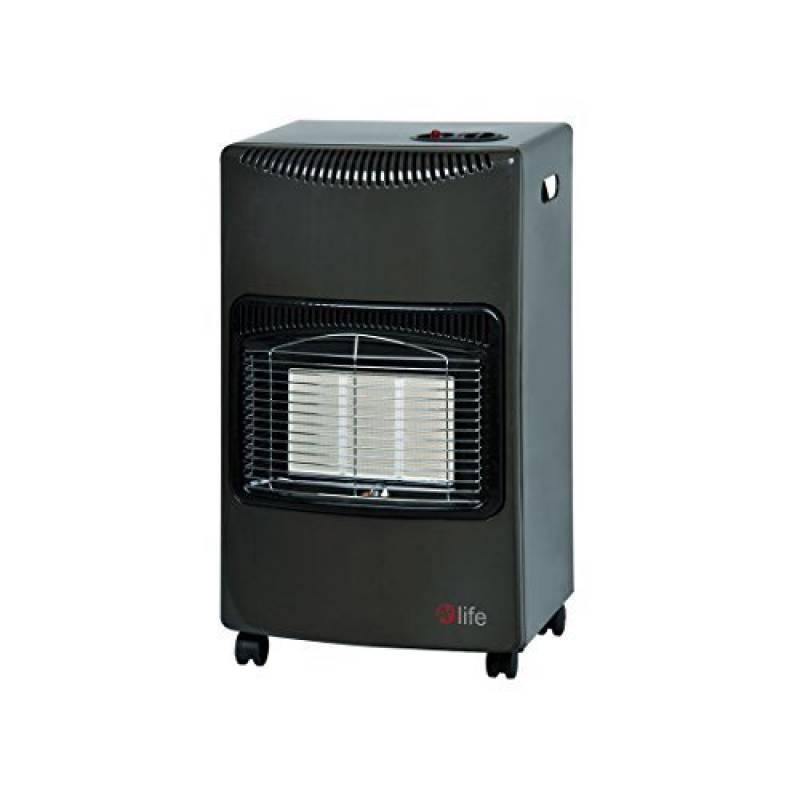 Chauffage dappoint /à gaz Noir 4200/W Zephir ZGS4210/