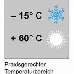 Deluxe Housse pour chauffage parasol chauffant 220x 52cm de la marque Vida GmbH image 3 produit