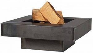 Farm Cook Brasero Pan de 5Acier unbehandelt en trois tailles 70x70x22 cm gris de la marque Farmcook image 0 produit