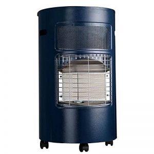 Favex Chauffage au gaz EKTOR DESIGN Bleu 41,5 x 46 x 73 cm 8591006 de la marque Favex image 0 produit