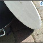Feuerschalen Deckel Couvercle pour brasero Diamètre 80 cm de la marque Feuerschalen Deckel image 2 produit