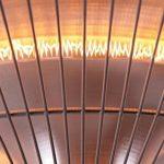 Firefly™ Chauffage Extérieur Électrique Suspendu 1,5kW - Halogène - IP24 Finition Cuivre de la marque Firefly image 2 produit