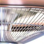 Firefly™ Chauffage Extérieur Électrique Suspendu 1,5kW - Halogène - IP24 Finition Cuivre de la marque Firefly image 3 produit