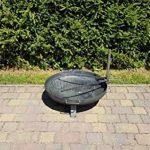 foyer extérieur avec grille de cuisson TOP 1 image 1 produit