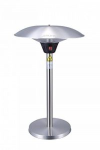 GREADEN - Chauffage de table infrarouge MERCURY - mobile et esthétique - Chauffage de terrasse - GR2RT4 de la marque GREADEN image 0 produit