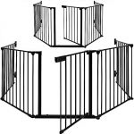 Grille de cheminée- protection pour enfants- dimension: 310 cm - 15 kg de la marque Deuba image 4 produit