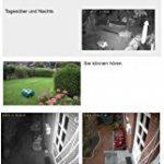 HiKam A7(2ème génération):La caméra pour un foyer sécurisé.(Caméra IP HD sans fil pour extérieur, IP66 avec instructions/application/assistance en allemand avec caméra de surveillance, caméra avec WiFi WLAN, caméra extérieure). (Français non garanti). d image 3 produit