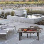 Interougehome iKayaa – Brasero barbecue rectangulaire pour jardin et terrasse de la marque Interougehome image 1 produit