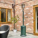 Kingfisher Pheater1Chauffage d'appoint à gaz pour terrasse et jardin Vert de la marque Kingfisher image 4 produit
