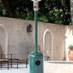 Kingfisher Pheater1Chauffage d'appoint à gaz pour terrasse et jardin Vert de la marque Kingfisher image 1 produit