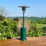 Kingfisher Pheater1Chauffage d'appoint à gaz pour terrasse et jardin Vert de la marque Kingfisher image 2 produit