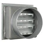 La ventilation gcsial1615120-y Grille encastrable pour cheminées, aluminium, 160x 150mm de la marque La Ventilazione image 2 produit