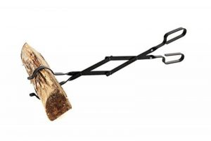 Log Grabber Pince à bûches à bois Outil de four Grill Camping Outil de foyer de la marque U-Seven image 0 produit