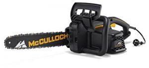 Mculloch CSE2040S Tronçonneuse électrique 40 cm 2000 W de la marque Mculloch image 0 produit