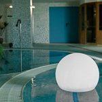 moovere Boole Sphère lumineuse décorative intégré, 0.3W, Blanc Translucide, 30x 26.50cm de la marque Moovere image 2 produit