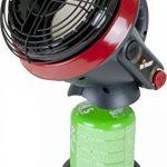 Mr. Heater Little Buddy Chauffage à gaz avec adaptateur pour cartouches à gaz avec un filetage de 7/16 de la marque Mr. Heater image 1 produit