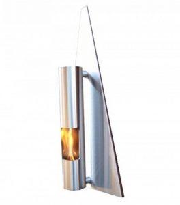 Neuf Design Cheminée Bio Éthanol Gel Pyramide Acier Inoxydable Moderne de la marque Deka Interieurbouw image 0 produit