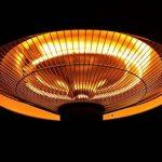 outTrade Chauffage extérieur électrique infrarouge CE11 Mushroom 1500W de la marque outTrade image 3 produit