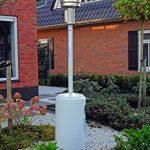 outTrade GH12WHITE Chauffage de terrasse à gaz Blanc de la marque outTrade image 2 produit