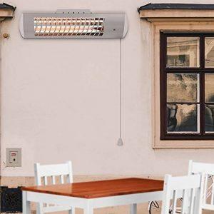 parasol chauffant professionnel TOP 9 image 0 produit