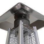 parasol chauffant pyramide TOP 10 image 1 produit