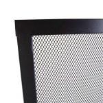 Pare feu barrière pour cheminée 66 x 61cm arrondi REF BB50111 de la marque PEREL image 3 produit