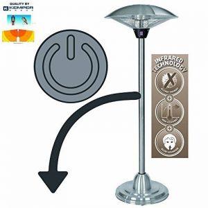 Plein air Chauffage électrique, lampe professionnelle à infrarouge de la marque Plein Air image 0 produit