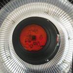 PrimeMatik - Chauffage de Plafond Radiateur pour intérieur et extérieur Restaurant Terrasse 420mm 1500W avec TC de la marque PrimeMatik.com image 3 produit